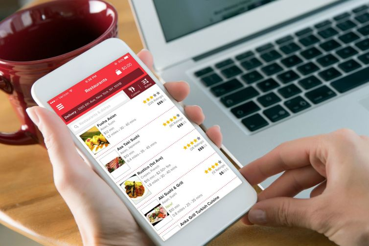 food delivery apps in pakistan